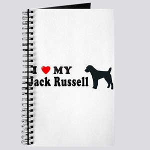 JACK RUSSELL-PARSONS Journal