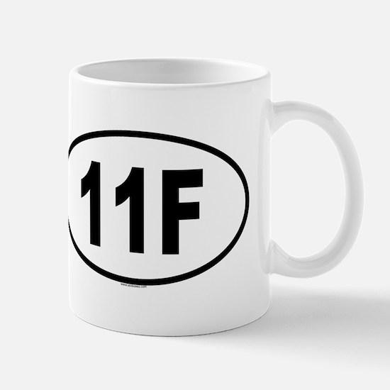 11F Mug