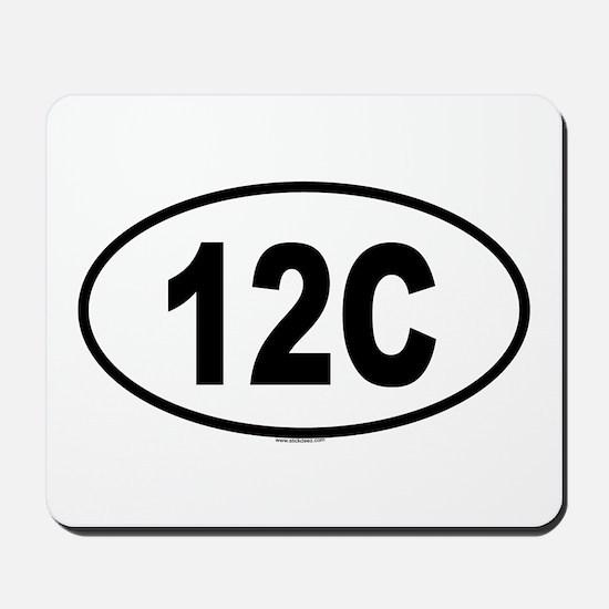12C Mousepad