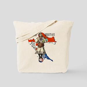 Croatia Culture Tote Bag