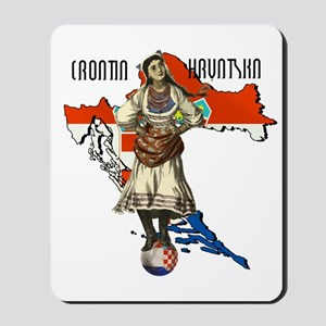 Croatia Culture Mousepad