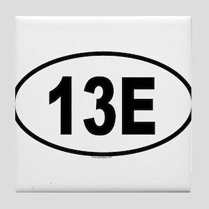 13E Tile Coaster