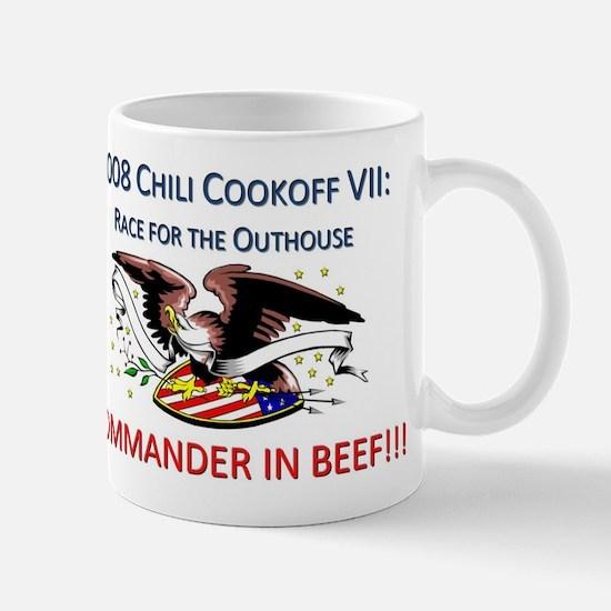 Unique Chili cookoff Mug
