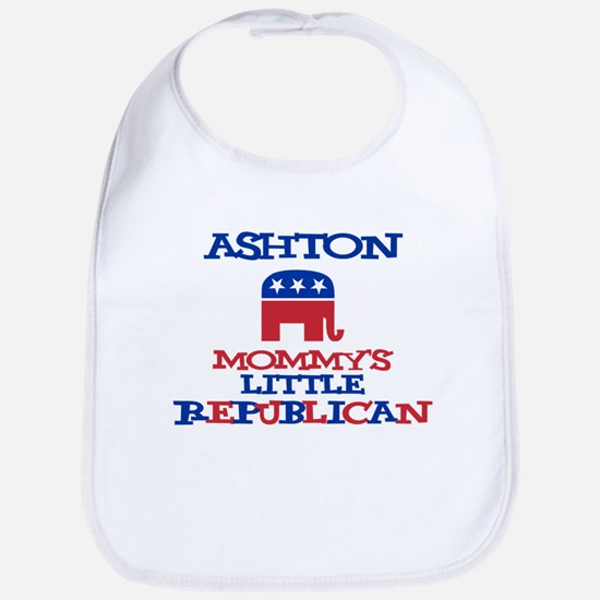 Ashton - Mommy's Republican Bib
