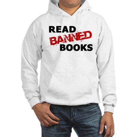 Read Banned Books Hooded Sweatshirt