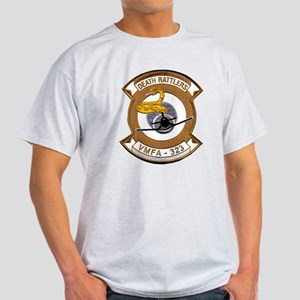 VMFA 323 Death Rattlers Light T-Shirt