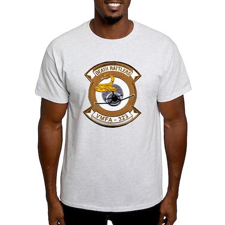 VMFA 323 Death Rattlers Light T-Shirt