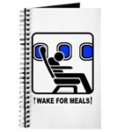 WAKE For MEALS! Journal