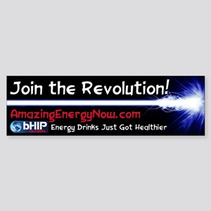 energy drink Bumper Sticker