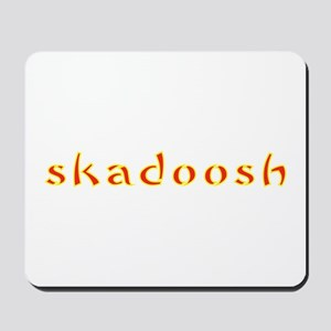 Kung Fu Panda Skadoosh Mousepad