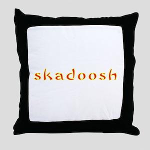 Kung Fu Panda Skadoosh Throw Pillow