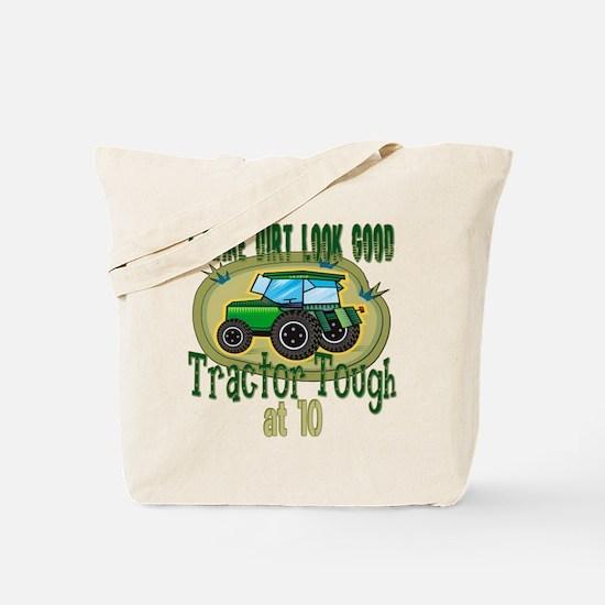 Tractor Tough 10th Tote Bag