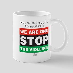 When You Hurt One Of Us . . . Mug
