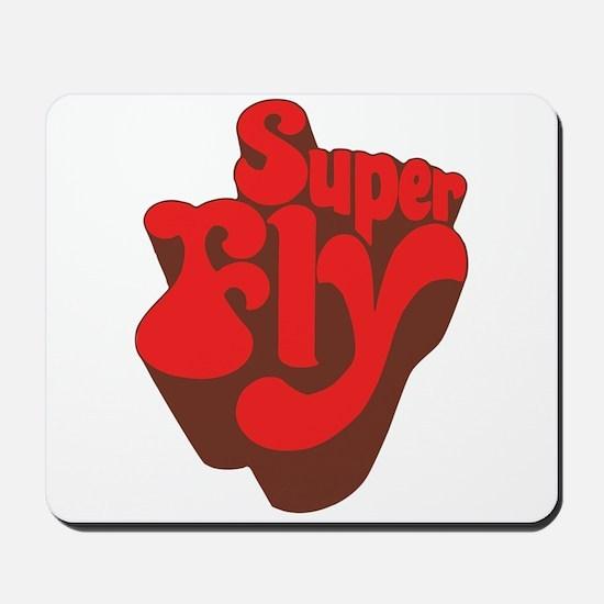 Superfly Mousepad