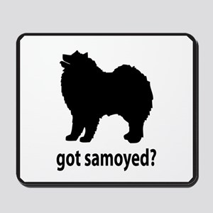 Got Samoyed? Mousepad