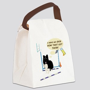 Bar Down Canvas Lunch Bag