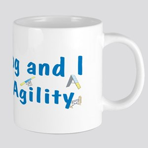 I Love Agility 2 20 oz Ceramic Mega Mug