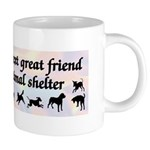 Next Great Friend 20 oz Ceramic Mega Mug