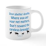 Get Your Pet 20 oz Ceramic Mega Mug