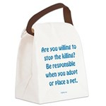 Willing Canvas Lunch Bag