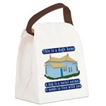DogsHome Canvas Lunch Bag