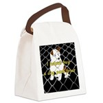 HelpedBuyChainLinkFence Canvas Lunch Bag