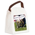 Dreams v1 Canvas Lunch Bag