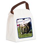 Dreams v2 Canvas Lunch Bag