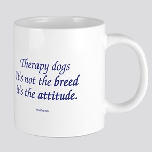 Best Therapy Dog 20 oz Ceramic Mega Mug