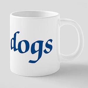 Search and Rescue Dog 20 oz Ceramic Mega Mug