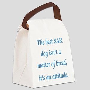 NotBreedAttitude_SAR2 Canvas Lunch Bag