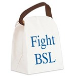 Fight BSL Canvas Lunch Bag