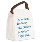 Regulate by Race BSL Canvas Lunch Bag