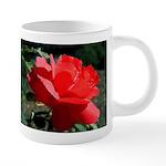 Lone Rose 20 oz Ceramic Mega Mug