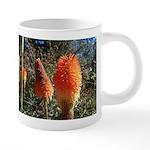 Torch Lily (Kniphofia) 20 oz Ceramic Mega Mug