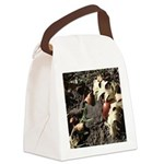 Acorns Canvas Lunch Bag