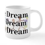 KeepDream3000x2000 20 oz Ceramic Mega Mug