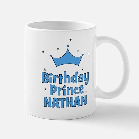 Birthday Prince Nathan! Mug
