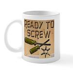 Ready To Screw Mug