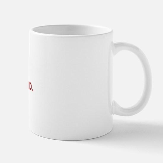 Be RFID Mug