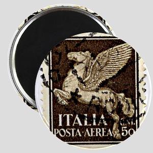 Pegasus Stamp Magnet