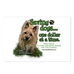 Saving Dogs Postcards (Package of 8)