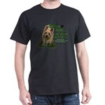 Saving Dogs Dark T-Shirt