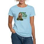 Saving Dogs Women's Light T-Shirt
