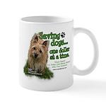 Saving Dogs Mug