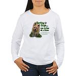 Saving Dogs Women's Long Sleeve T-Shirt