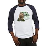 Saving Dogs Baseball Jersey