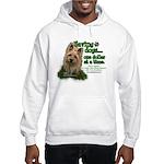 Saving Dogs Hooded Sweatshirt