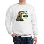 Saving Dogs Sweatshirt
