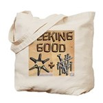 Seeking Good... Tote Bag